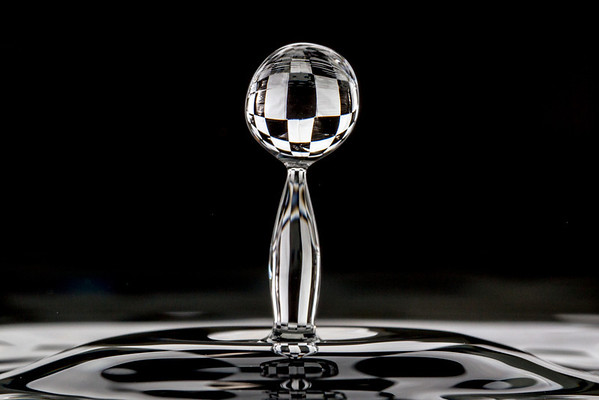 Water Drop Photography