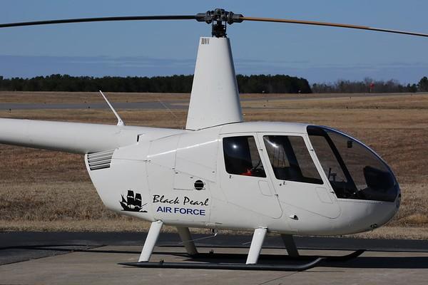 """2003 Robinson R-44 """"Raven II"""", Richmond, 21Jan18"""