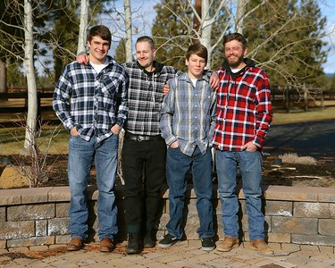 Gibney Family Pictures 1-24-16