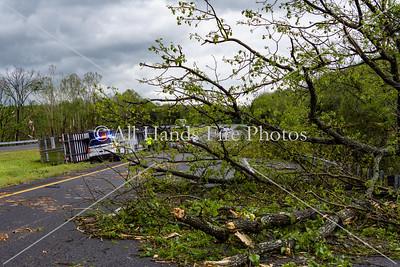 20200425 - Tornado Damage Survey