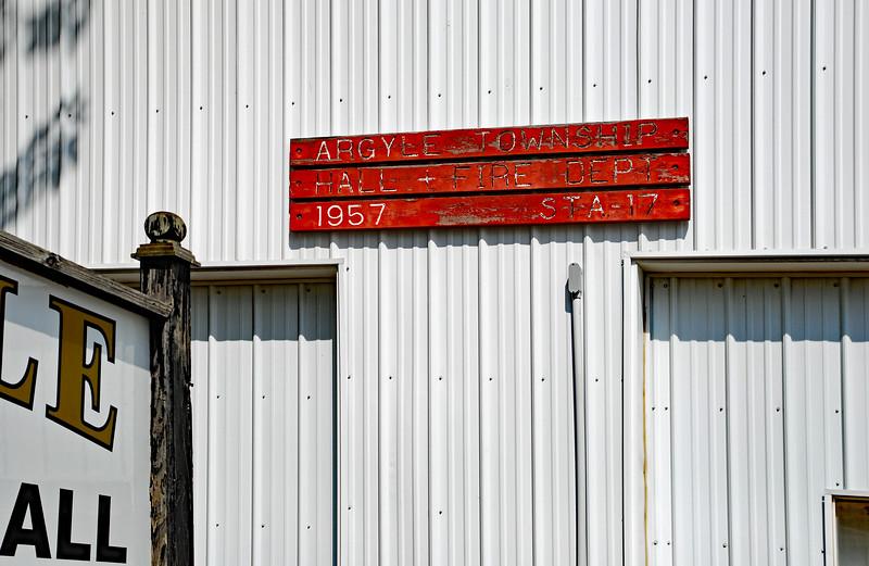 Argyle Township Hall