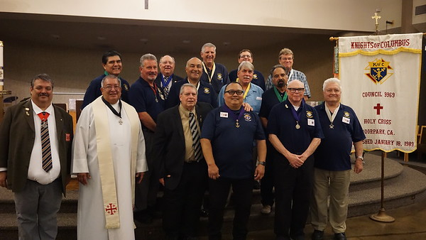 Installation of Officers July 20, 2019