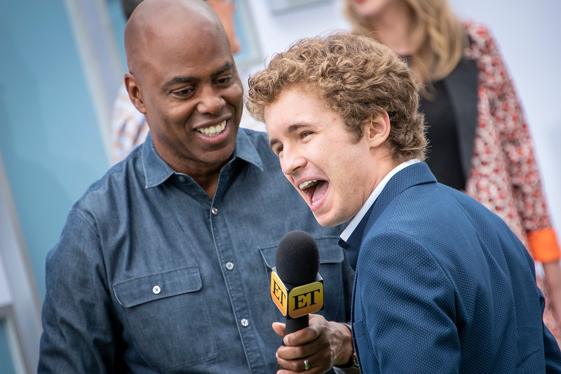 WESTWOOD, CALIFORNIA - JUNE 02: Sean Giambrone attends the Premiere of Universal Pictures' 'The Secret Life Of Pets 2' at Regency Village Theatre on Sunday, June 02, 2019 in Westwood, California. (Photo by Tom Sorensen/Moovieboy Pictures)