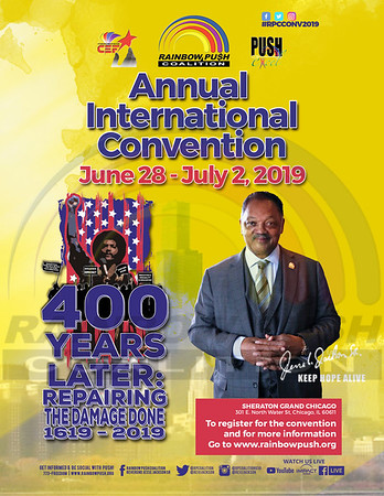 Annual International Convention 2019