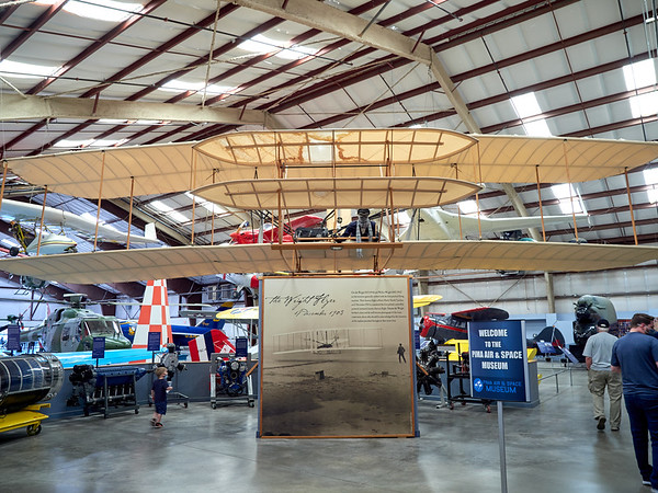 Pima Air and Space Museum 2021