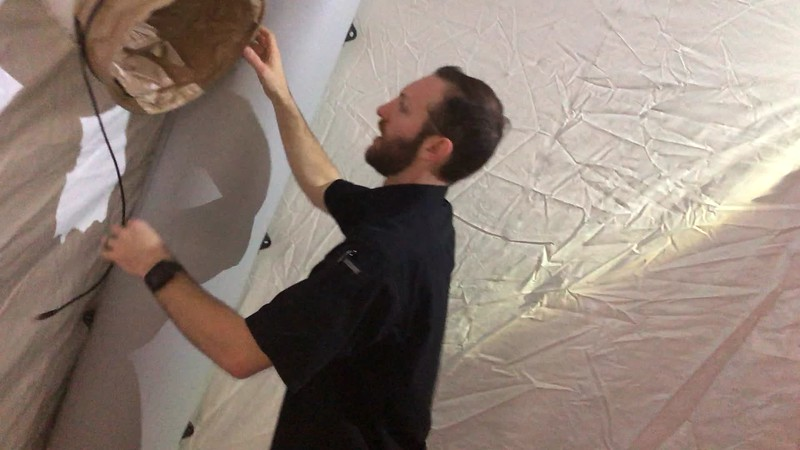 RDS | HVAC System | Inside Duct and Controller Setup 20190511.MOV