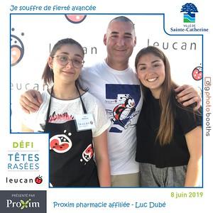 8 juin 2019 - Leucan Ville Sainte-Catherine