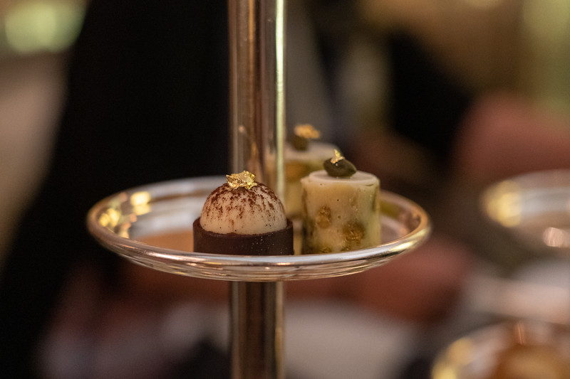 Afternoon tea at the Royal Mansour