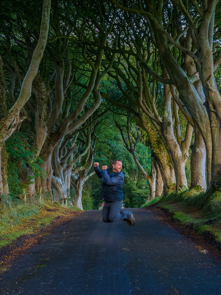 Dave jumping Dark Hedges.jpg
