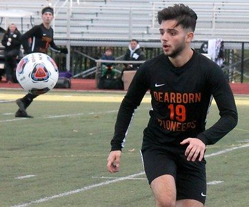 HS Sports - Dearborn vs. Bedford Regional Soccer