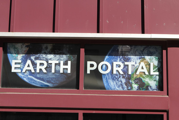 Earth Portal Seattle Center August 25 2012