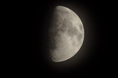 Moon - Close-ups