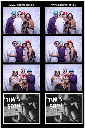 Tim's 50th - 21 October 2017