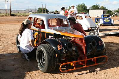 El Paso Speedway Park - July, 2007