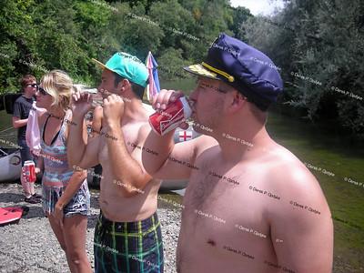 Great Canoe Race (GCR) 2012