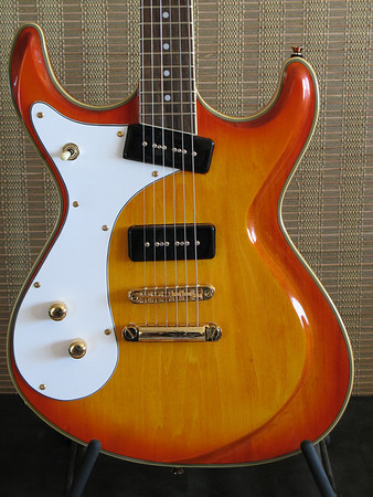 Eastwood Sidejack (Orange - New Old Stock)