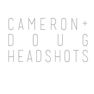 Cameron + Doug: Headshots