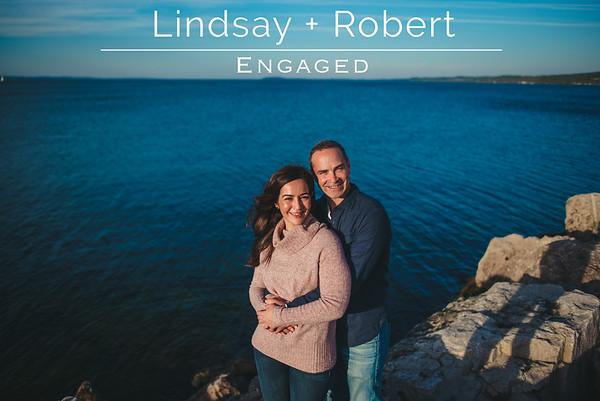 Lindsay & Robert