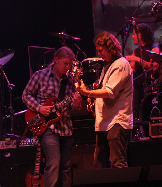 Bell w/ Allman Brothers
