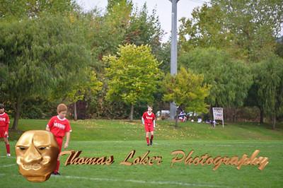 Mustang Soccer 2010 Team Revolution Game 14