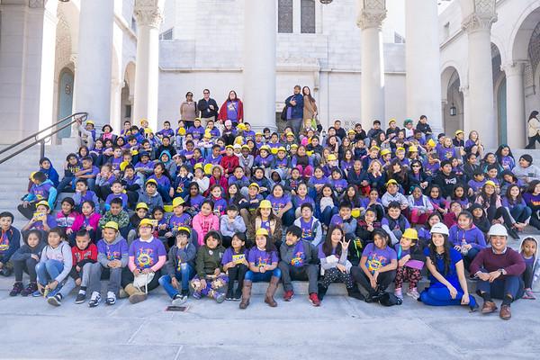 2019.2.19 Elementary School Day - Engineers Week 2019