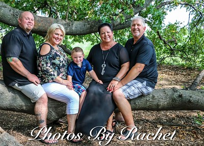 Vogt Family - Fall 2017