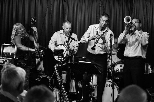 Rochdale Jazz club - Washington Whirligig 2019