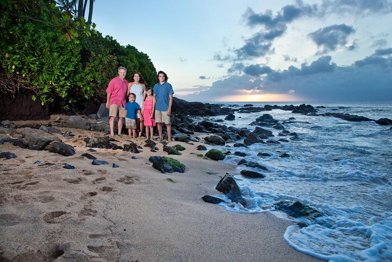 Kleiner Beach Family Portraits