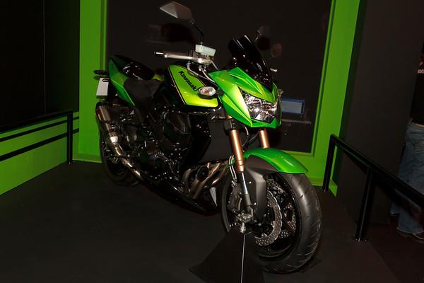 Carole Nash Motorcycle Show 2010