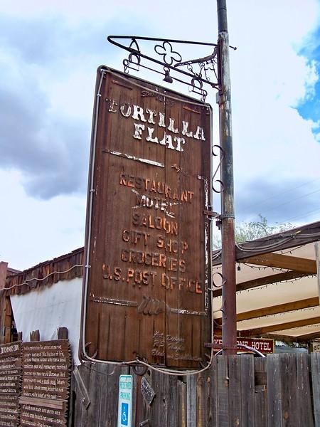 Historic Tortilla Flat (2009)