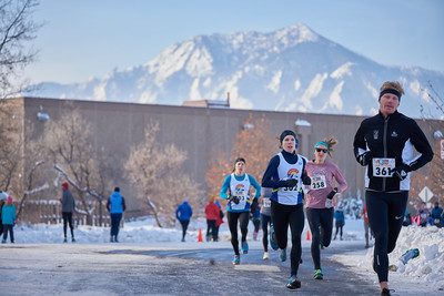 Boulder Thanksgiving Day Race 2019