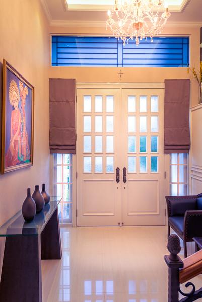 Sunter Inside Front Door