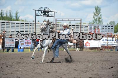 2012 CHSF Goat Tying