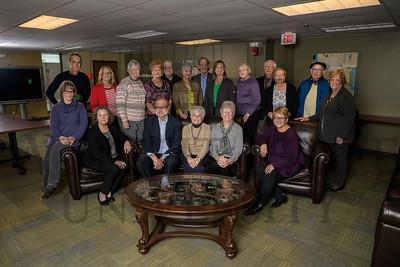 20621 Retirees Association Group Photo 11-7-18