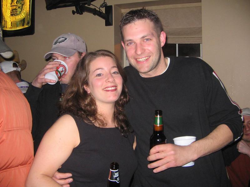 Terri Lynn and Gren at Kaps