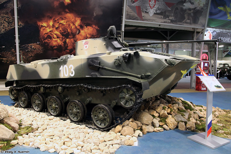 БМД-2К (BMD-2K)