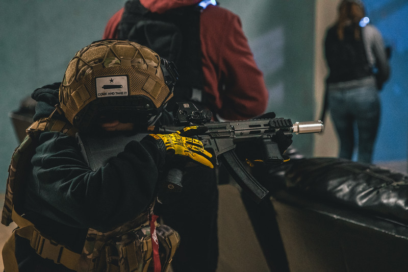 Evike Outpost at Highground Airsoft 2/6