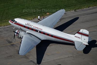N103NA Douglas DC3