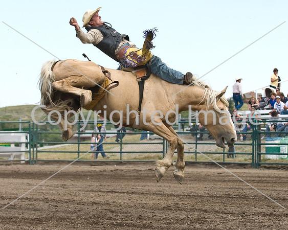 2008 Pincher Creek Pro Rodeo