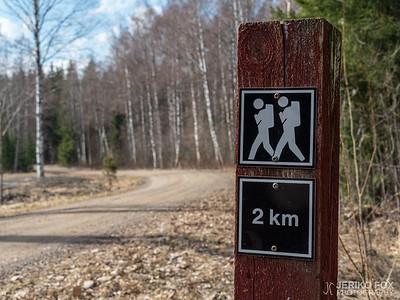 Lahnajärvi Trail 2021