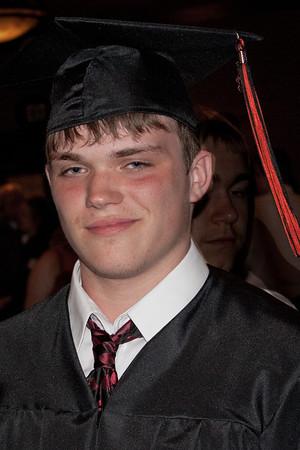 Devin Graduation
