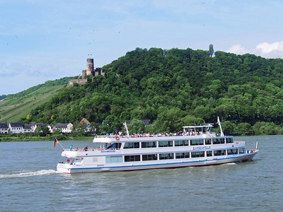 Day 3 in the Rhine Gorge
