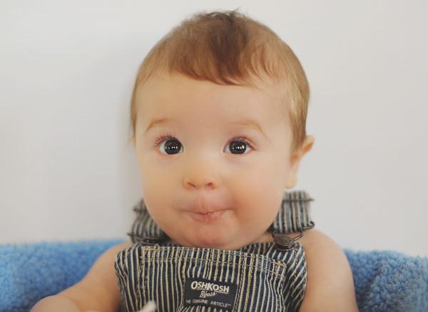 Connor- 6 Months