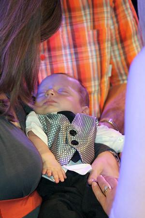 093012 Baby Dedication