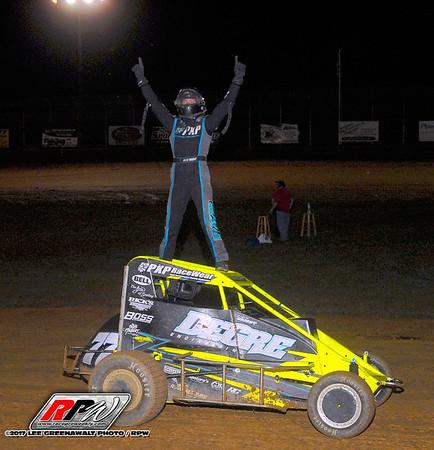 Clyde Martin Memorial Speedway
