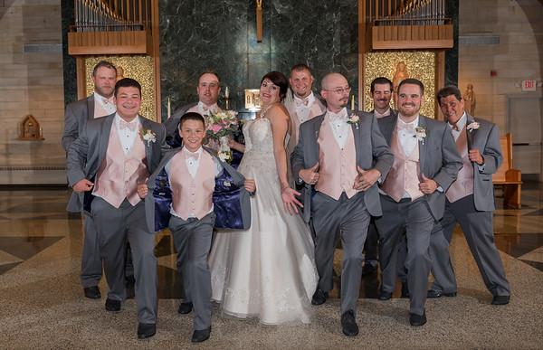 The Fischesser Dupler Wedding