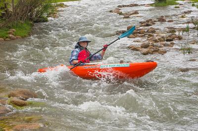 Verde River Kayaking, 4/25/15