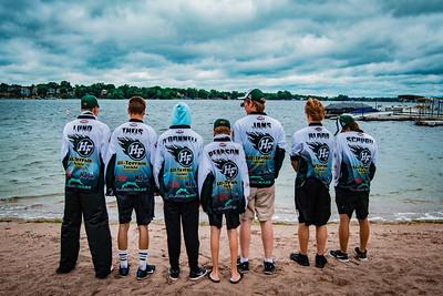 Holy Family Fishing Team
