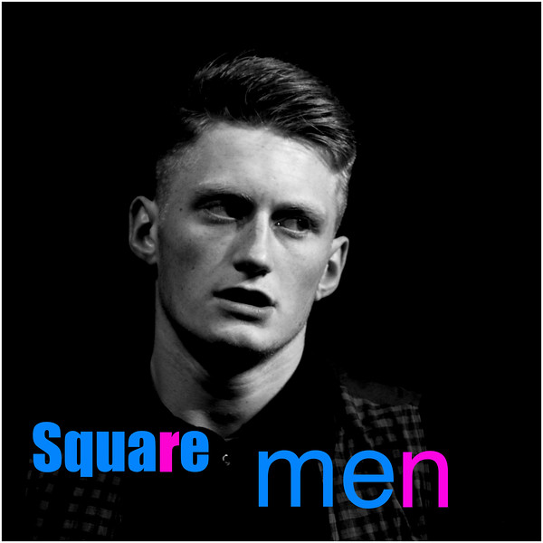Square Men (1 x 1 Format)
