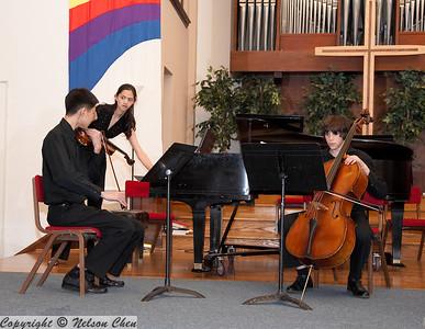 2008-05-04 BYS Season Finale Concert - Salon Concert - BYS Trio